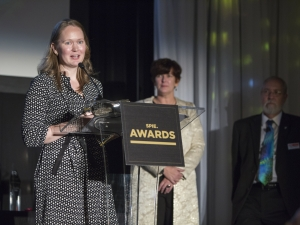 Prof. Mikkelsen Wins 2017 SPIE Early Career Achievement Award