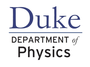 Duke Department of Physics logo