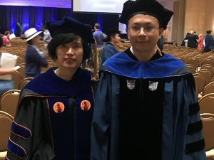Why Waiting Two Years for Publication of His Dissertation Was Worth It for This Physics Ph.D. Student